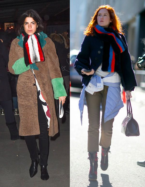 Leandra Medine and Taylor Tomasi-Hill