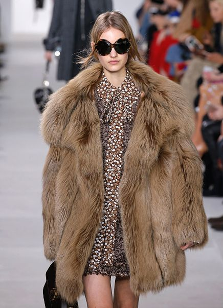 Michael Kors Fall 2016 Runway Show