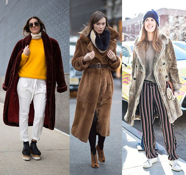 Street Style - Day 3 - New York Fashion Week: Women's Fall/Winter 2016