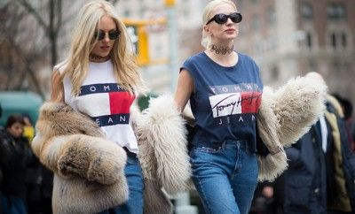 Street Style - Day 5 - New York Fashion Week: Women's Fall/Winter 2016