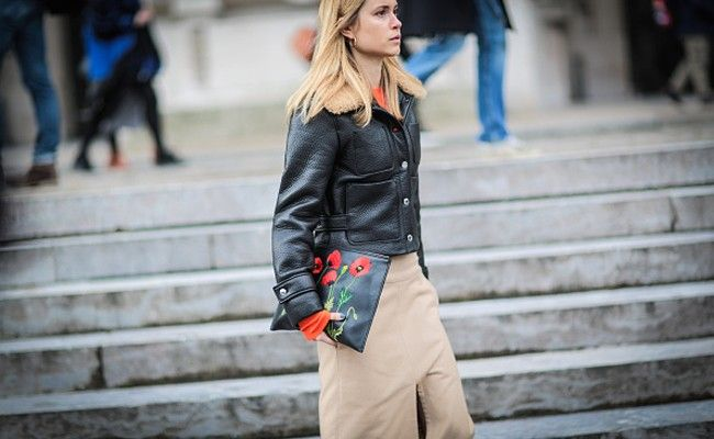 Street Style -Paris Fashion Week : Day Five Womenswear Fall Winter 2016/2017