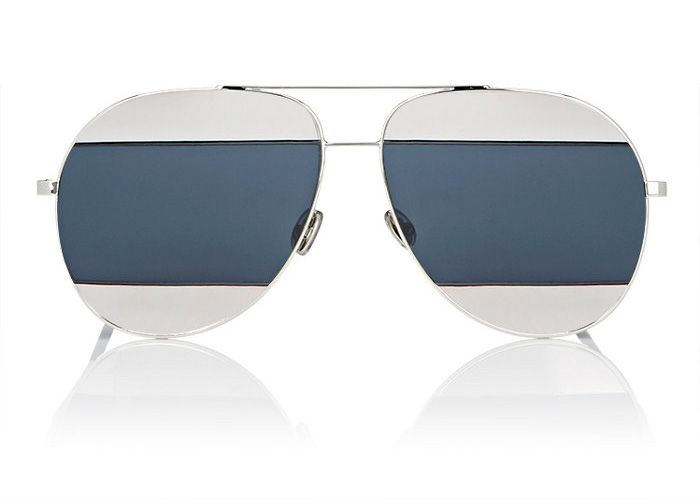 Diorsplit1 sunglasses available at BARNEY'S