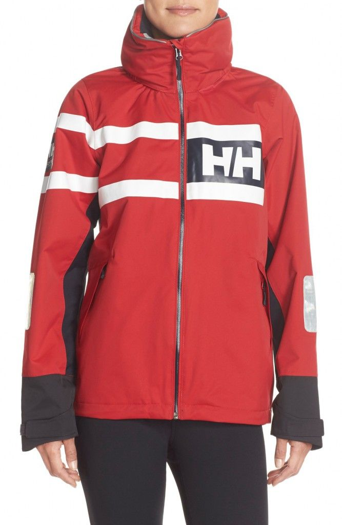 Helly Hansen Salt Power wterproof jacket available at NORDSTROM.com