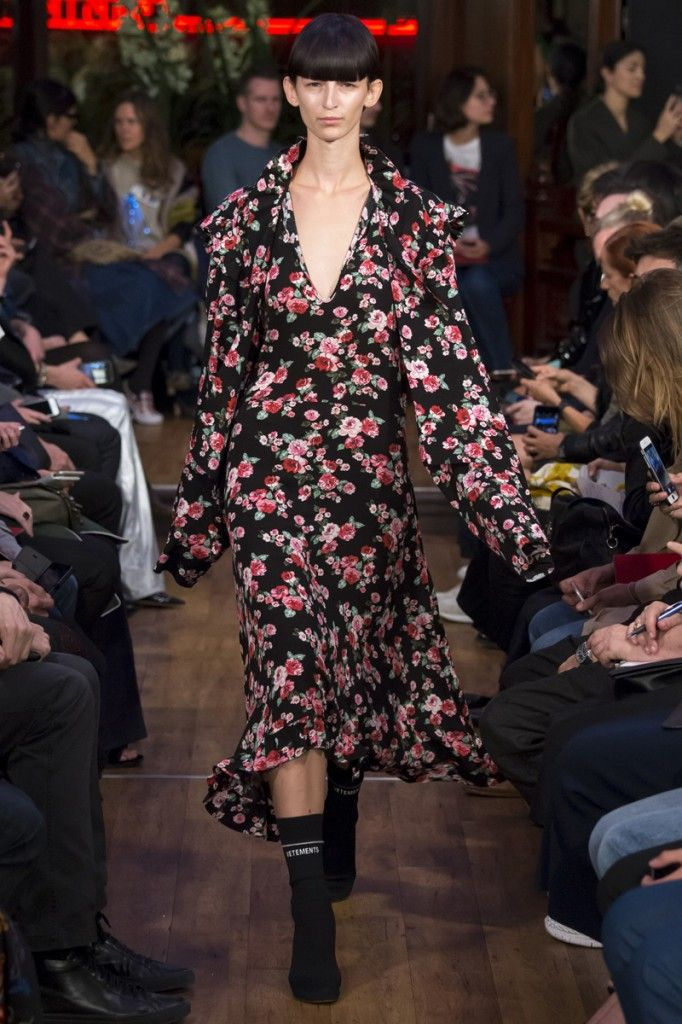 Vetements Spring 2016 must-have dress.