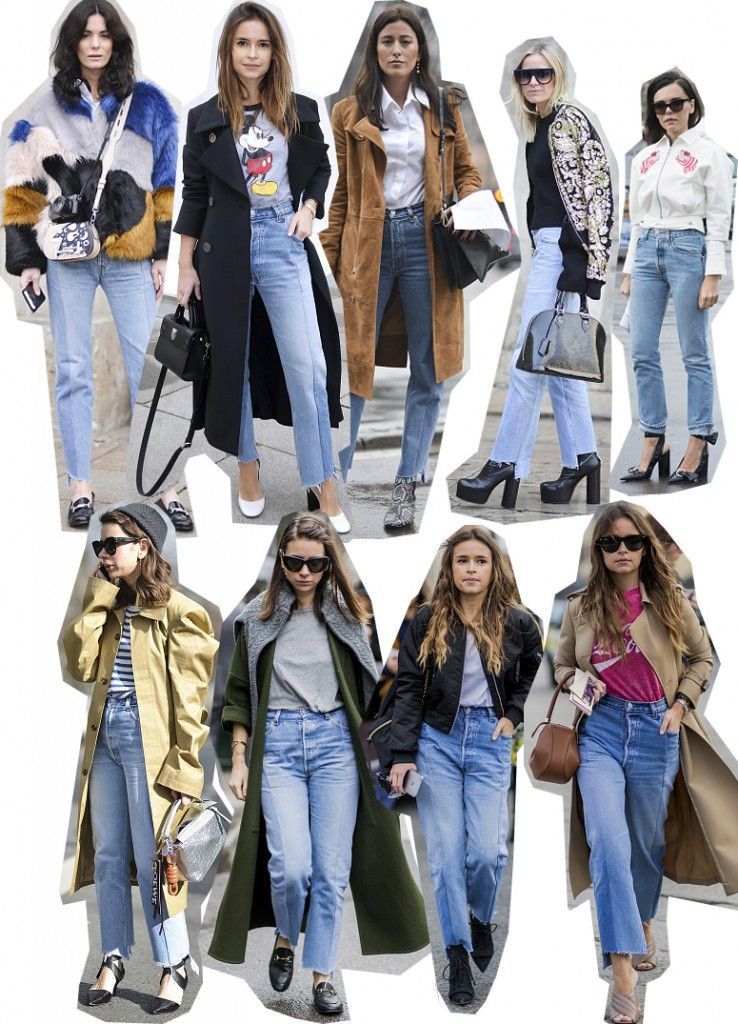 Vetements Spring Summer 2016 Biker jeans took street style by storm during the last fashion weeks!