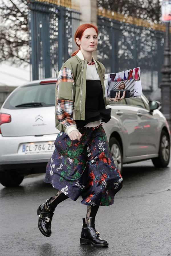 how-to-mix-checked-and-floral-print