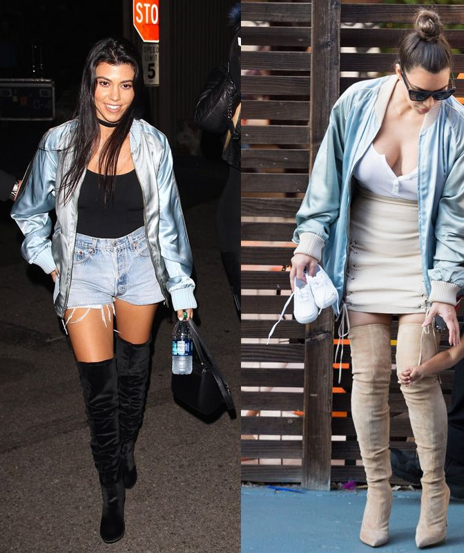 pale-blue-silk-bomber-jacket-kourtney-kim-kardashian