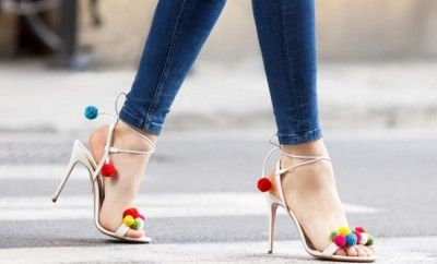 shop-aquazzura-multicolor-pompom-embelished-sandals