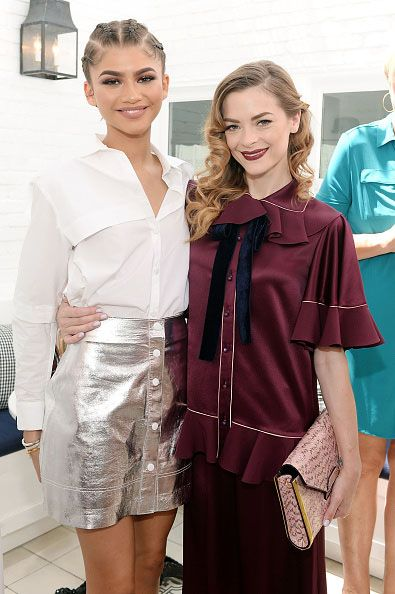 Zendaya and Jaime King