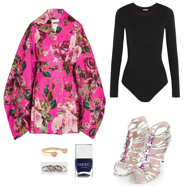 rihanna-night-out-floral-kimono-dolce-gabbana-outfit-inspiration