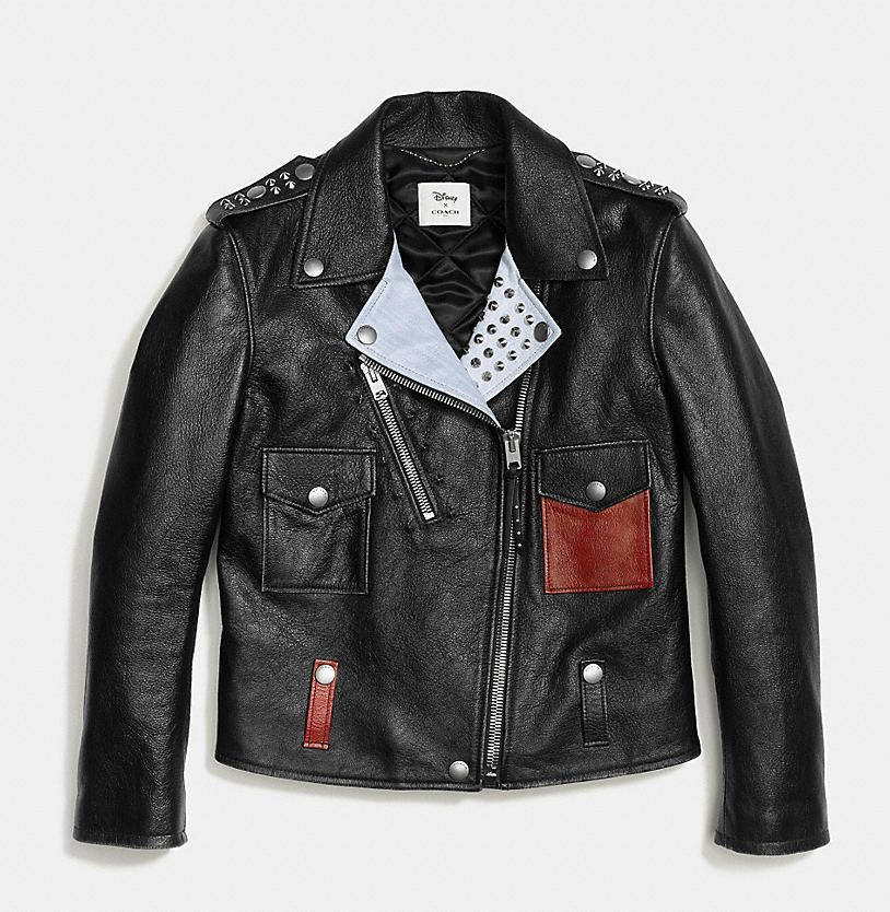 Mickey Moto jacket available HERE