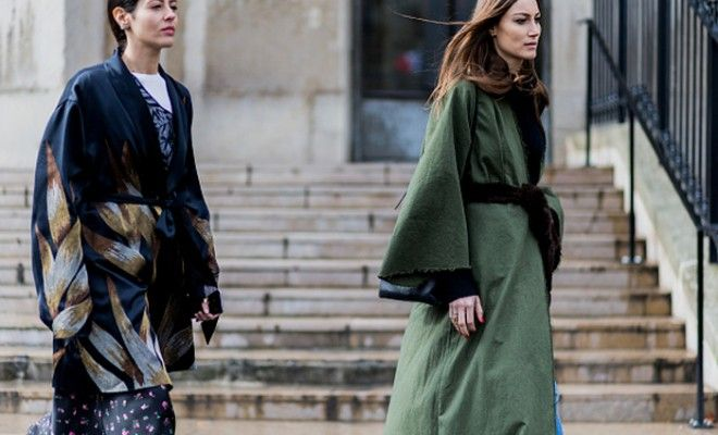 Street Style -Paris Fashion Week : Day Nine Womenswear Fall Winter 2016/2017