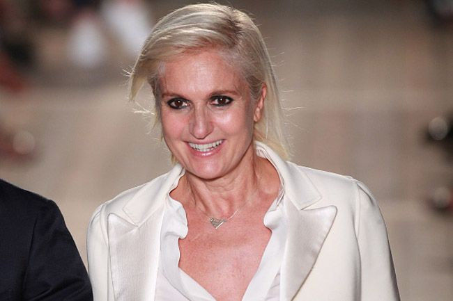 Maria Grazia Chiuri greatest hits at Valentino