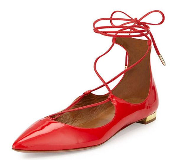 shop-aquazzura-christy-red-patent-leather-flat