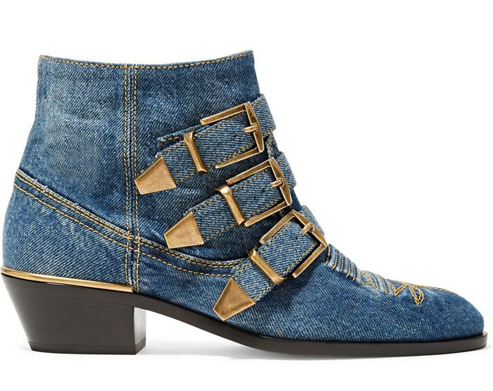 chloe-susanna-embroidered-denim-ankle-boots