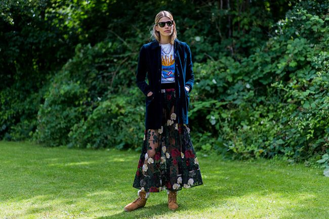 Outfit ideas for dressing this fall from the streets of Copenhagen