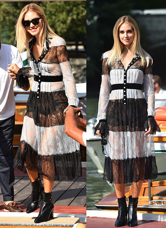 73rd-venice-film-festival-arrivals-chiara-ferragni-lace-pleated-midi-dress-philosophy-di-lorenzo-serafin