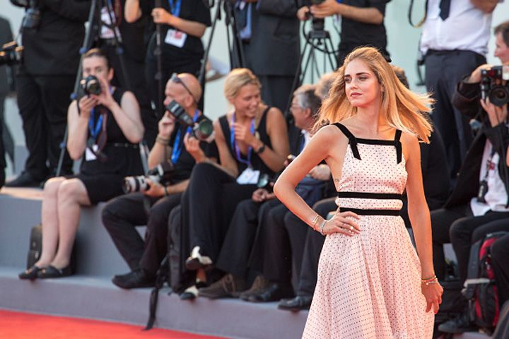 Bloggers at the 73rd Venice Film Festival: Chiara Ferragni (and more)