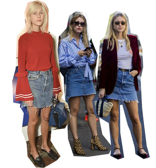 denim-mini-skirt-fall-linda-tol-annabel-rosendahl-pernille-teisbaek-outfit-ideas