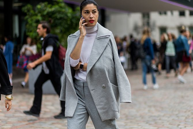 Fall workwear inspiration from the streets of London