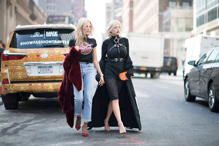 NYFW Spring 2017 bloggers Instagram looks to shop now