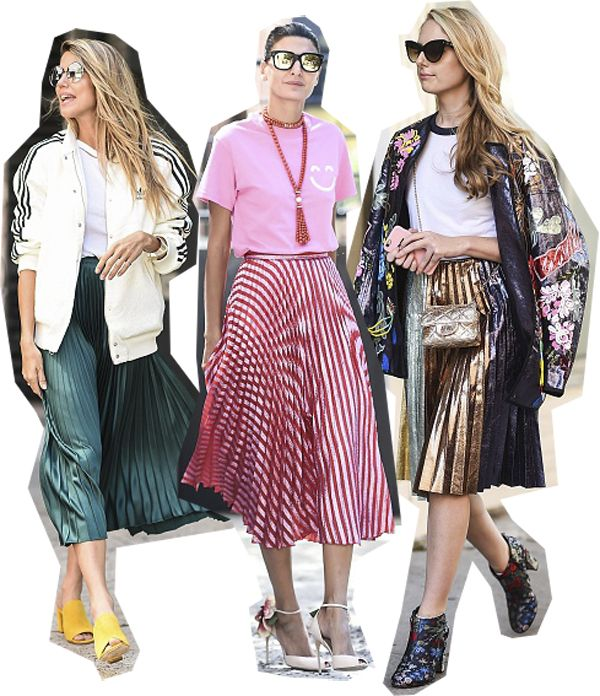 nyfw-ss17-style-influencers-outfits-pleated-midi-skirts-inspiration