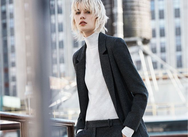Back to business: oufit ideas for a perfect fall office-appropriate uniform