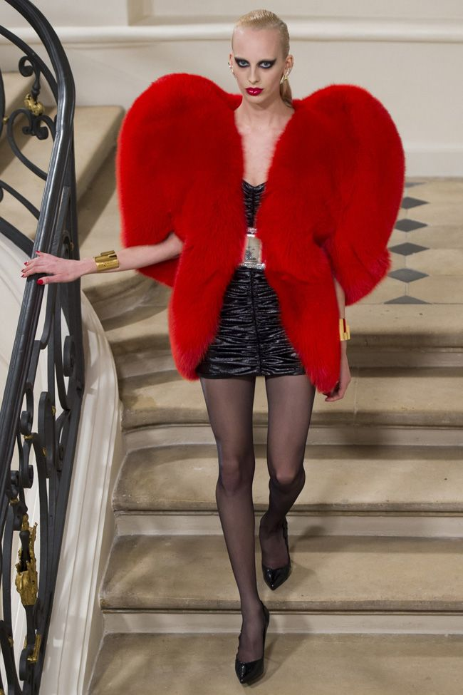 saint-laurent-heart-shaped-red-fur-coat-fall-winter-2016