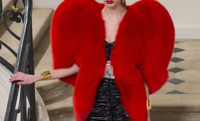shop-saint-laurent-red-fur-coat-cape-like-fox-fall-winter-2016