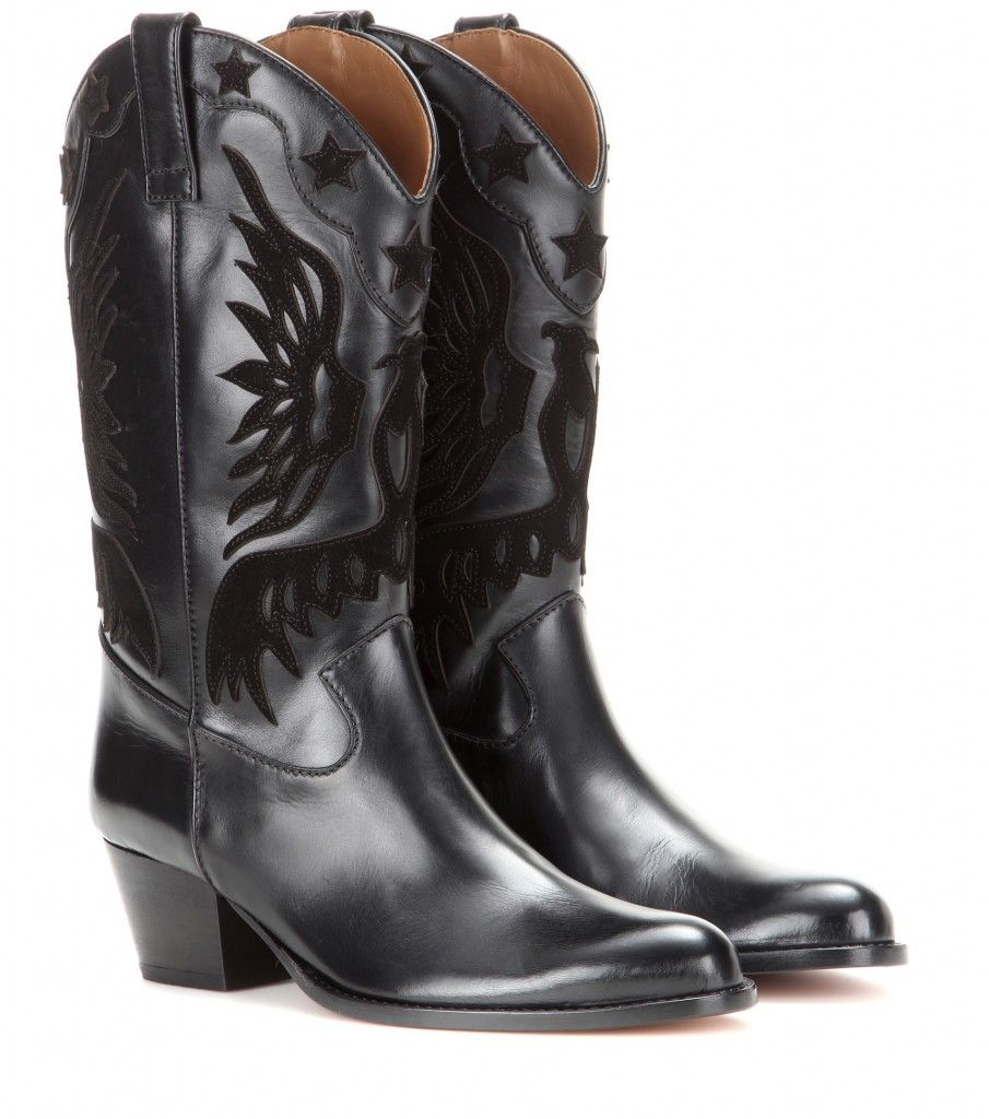 aquazzura-imperial-cowboy-boots-black-leather-old-west-flair