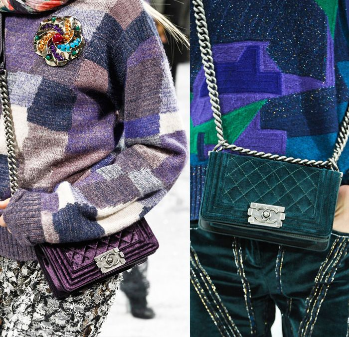 chanel-boy-bag-velvet-fall-2012-runway-show