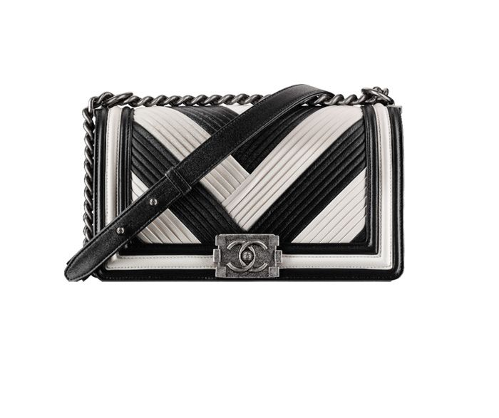 chanel-boy-black-white-chevron-quilted-leather-bag