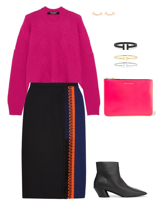 inspiration-outfit-pencil-skirt-split-front-fall