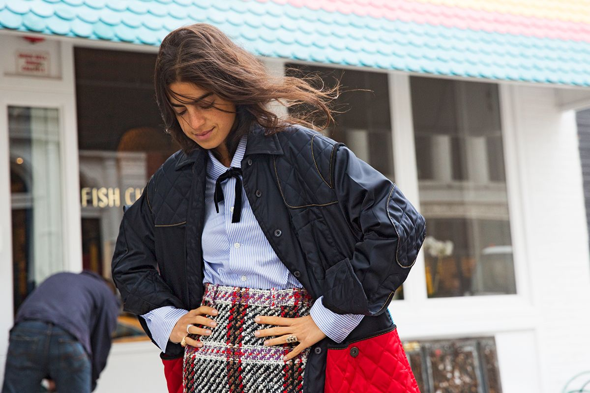 Leandra Medine's footwear collection is 100% Man Repeller