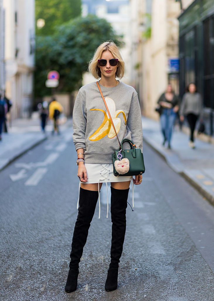 street-style-paris-fashion-week-over-the-knee-boots-casual-outfit-fall-2016
