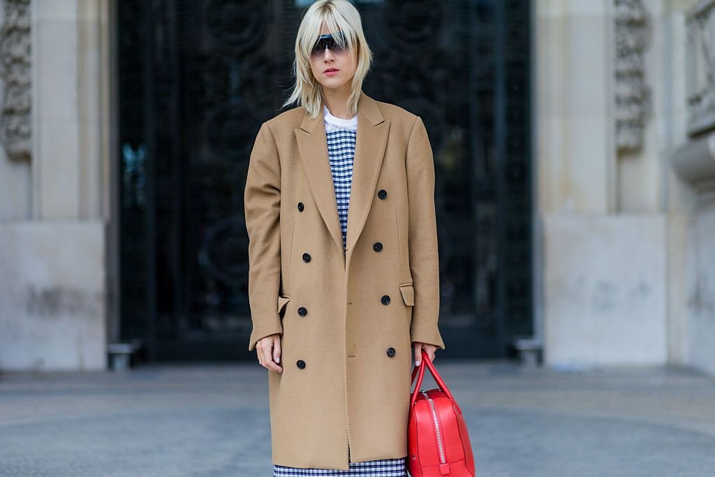 How to master the perfect transitional outfit with a coat