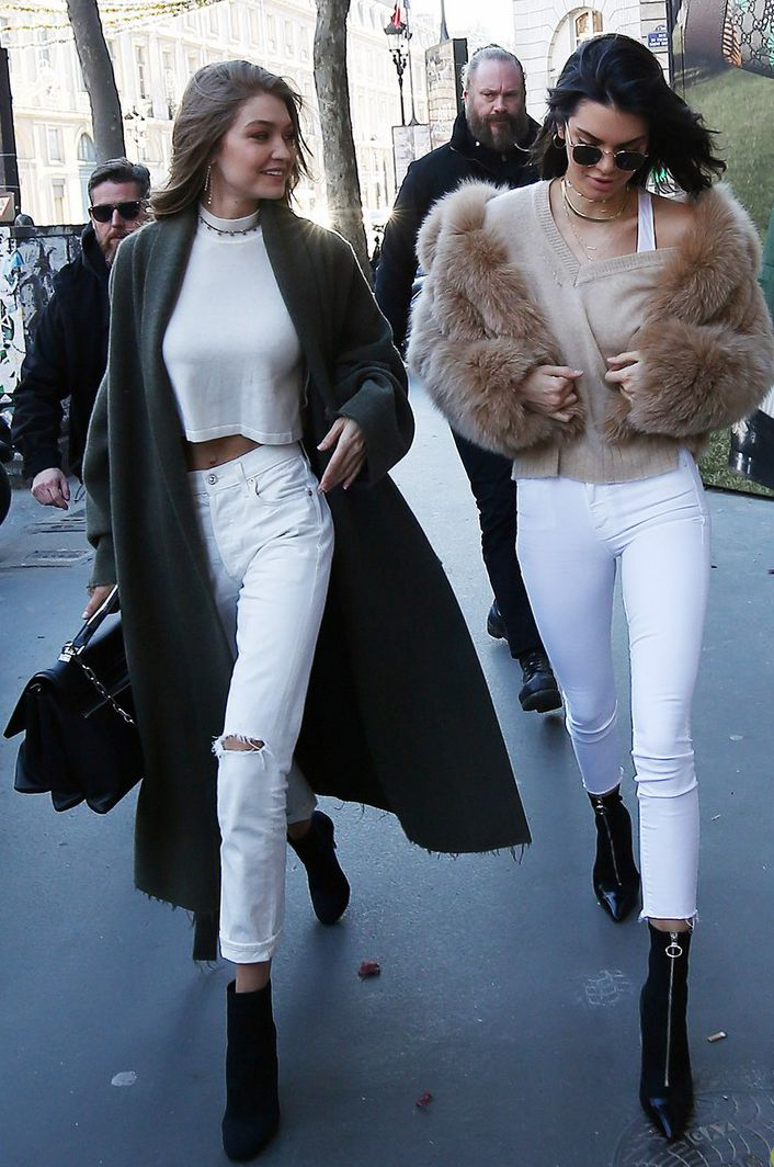 gigi-hadid-kendall-jenner-out-paris-before-victorias-secret-fashion-show