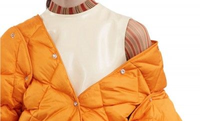 acne-studios-orange-quilted-padded-coat