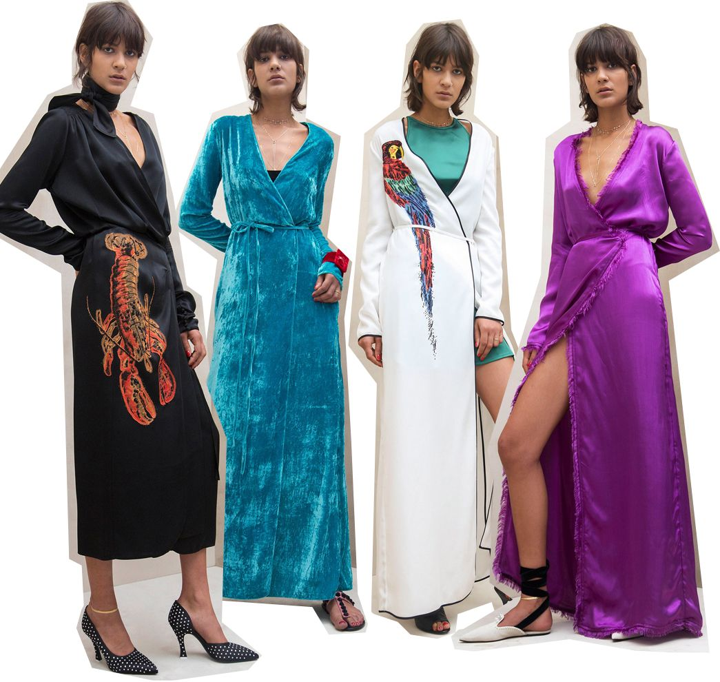 Robe Dresses The Ultimate Holiday Season Game Changer