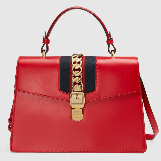 shop-gucci-sylvie-hibiscus-red-leather-top-handle-bag