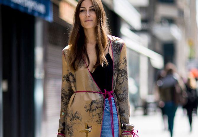 Robe dresses: the ultimate holiday-season game changer (and cool girl's uniform of the year)