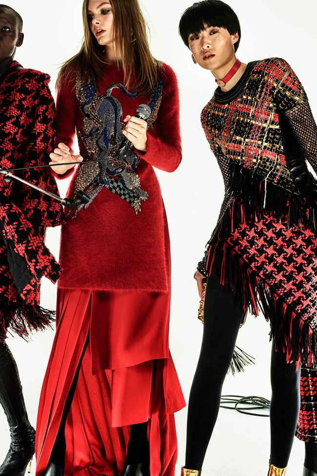 On trend red items to celebrate Year of the Rooster (or is it Valentine's Day?)