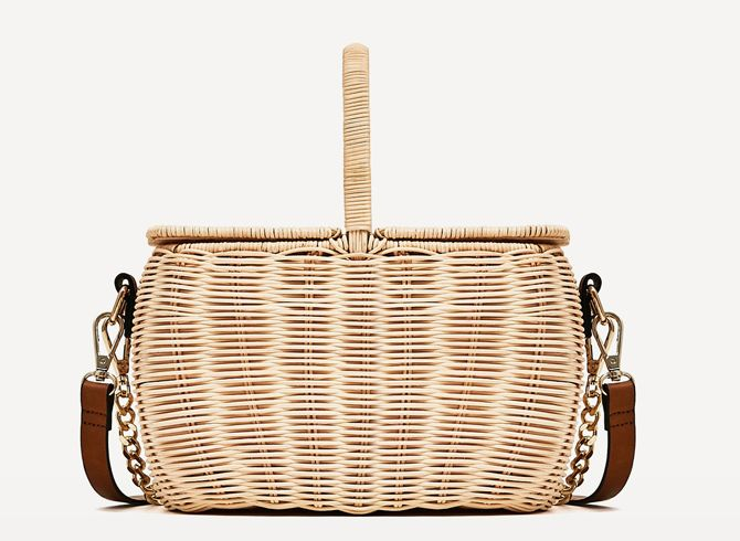 Straw is the new leather: how the basket bag trend is a fact