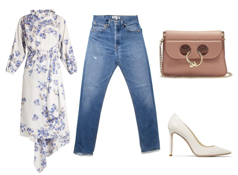 dress-over-jeans-outfit-idea-spring-2017
