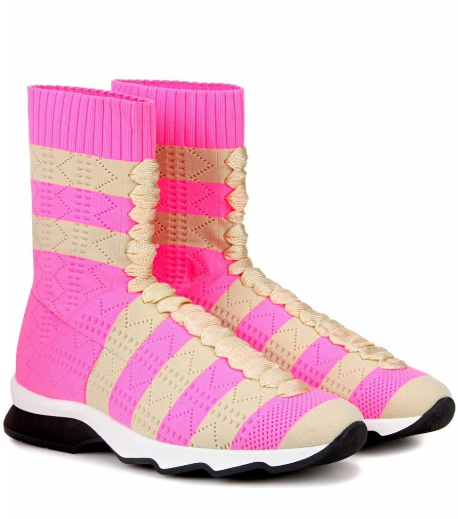 shop-fendi-high-top-sock-sneakers-pink-beige