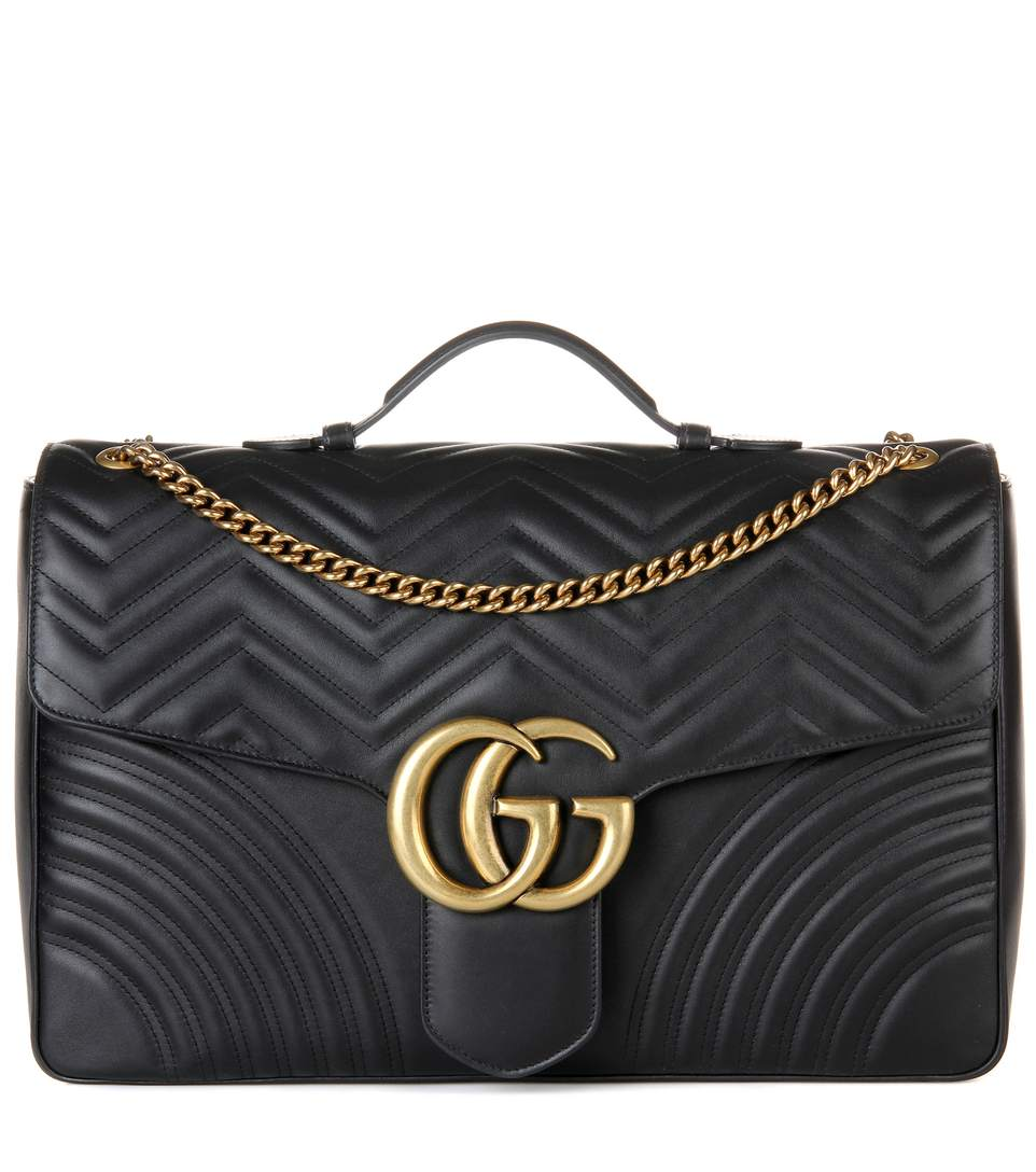 81002542c16b Gucci GG Marmont maxi  the oversized bag we  39 re falling ...