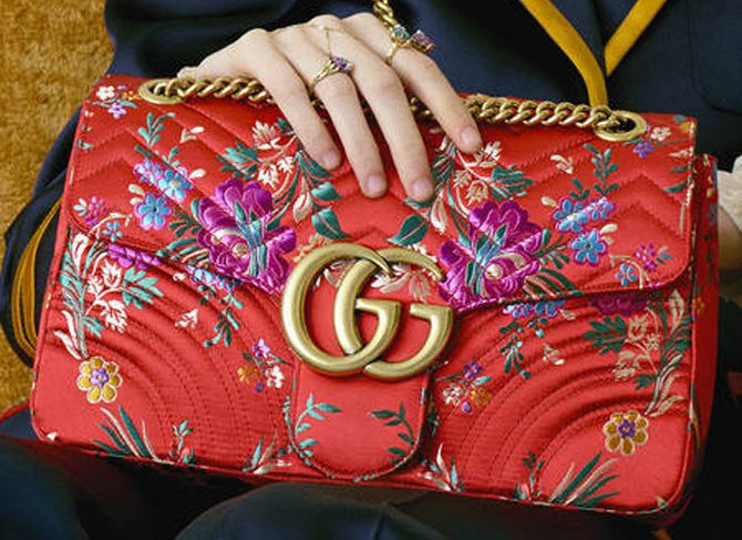 Gucci GG Marmont maxi: the oversized bag we're falling for
