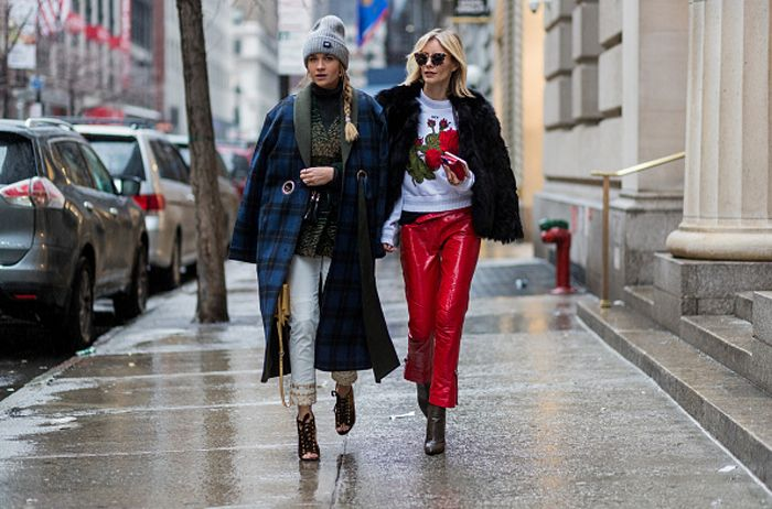 NYFW Fall 2017 street style: shop what influencers are wearing