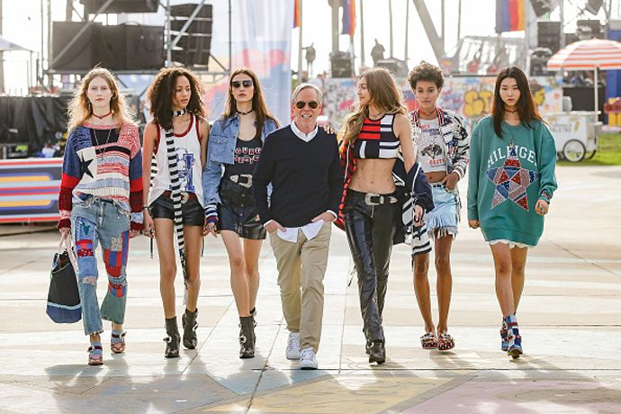 Tommy Hilfiger Spring 2017: shop the runway show!
