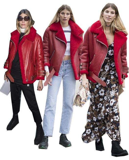 veronika-heilbrunner-acne-studios-velocite-jacket-red-street-style-outfits